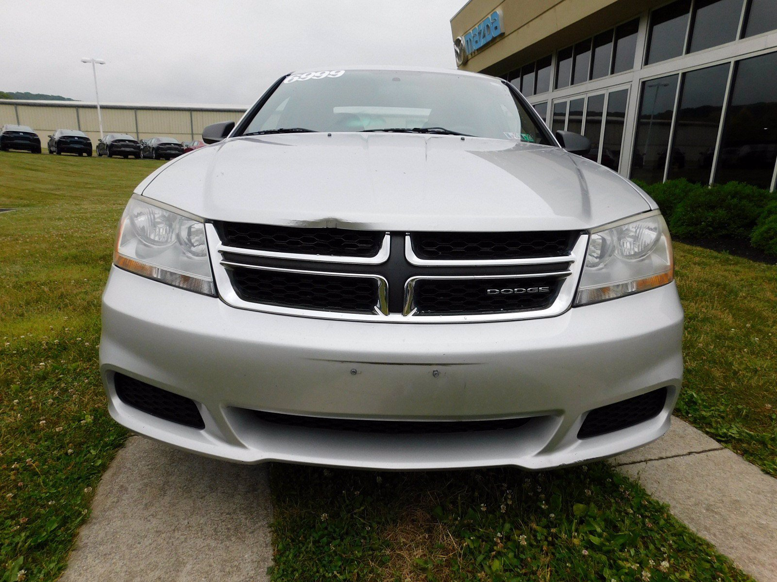 Pre-Owned 2011 Dodge Avenger Express