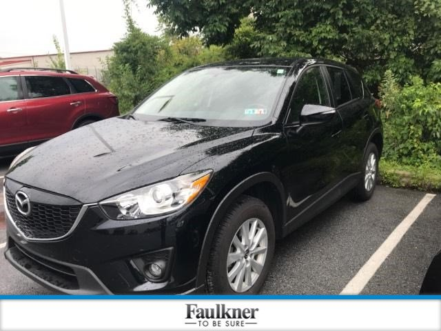Certified Pre Owned 2015 Mazda Cx 5 Touring