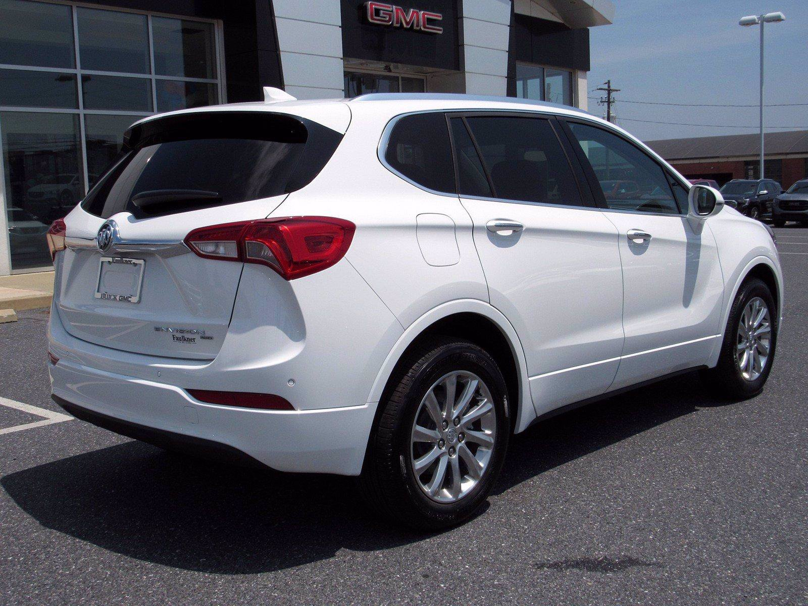 Pre-Owned 2020 Buick Envision Essence