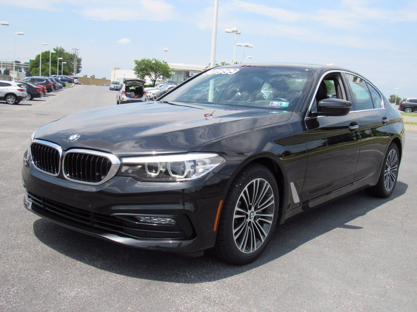 Pre-Owned 2017 BMW 5 Series 530i xDrive